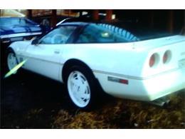 1988 Chevrolet Corvette (CC-1123473) for sale in Cadillac, Michigan
