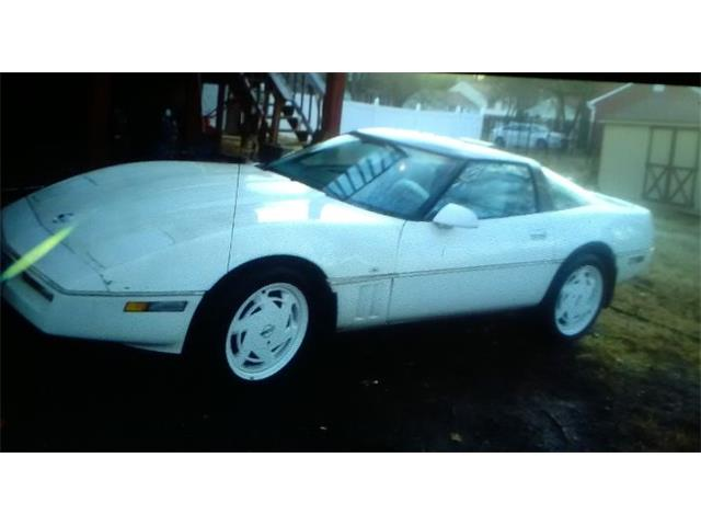 1988 Chevrolet Corvette (CC-1123473) for sale in Cadillac, Michigan