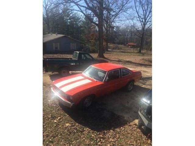 1976 Chevrolet Nova (CC-1123481) for sale in Cadillac, Michigan