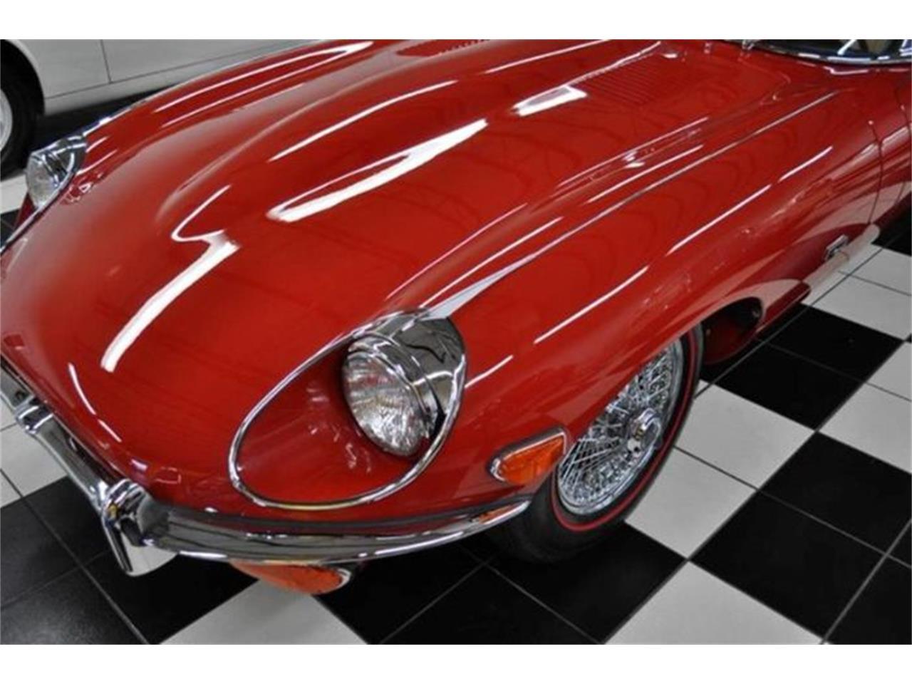1971 Jaguar XKE (CC-1123486) for sale in Cadillac, Michigan