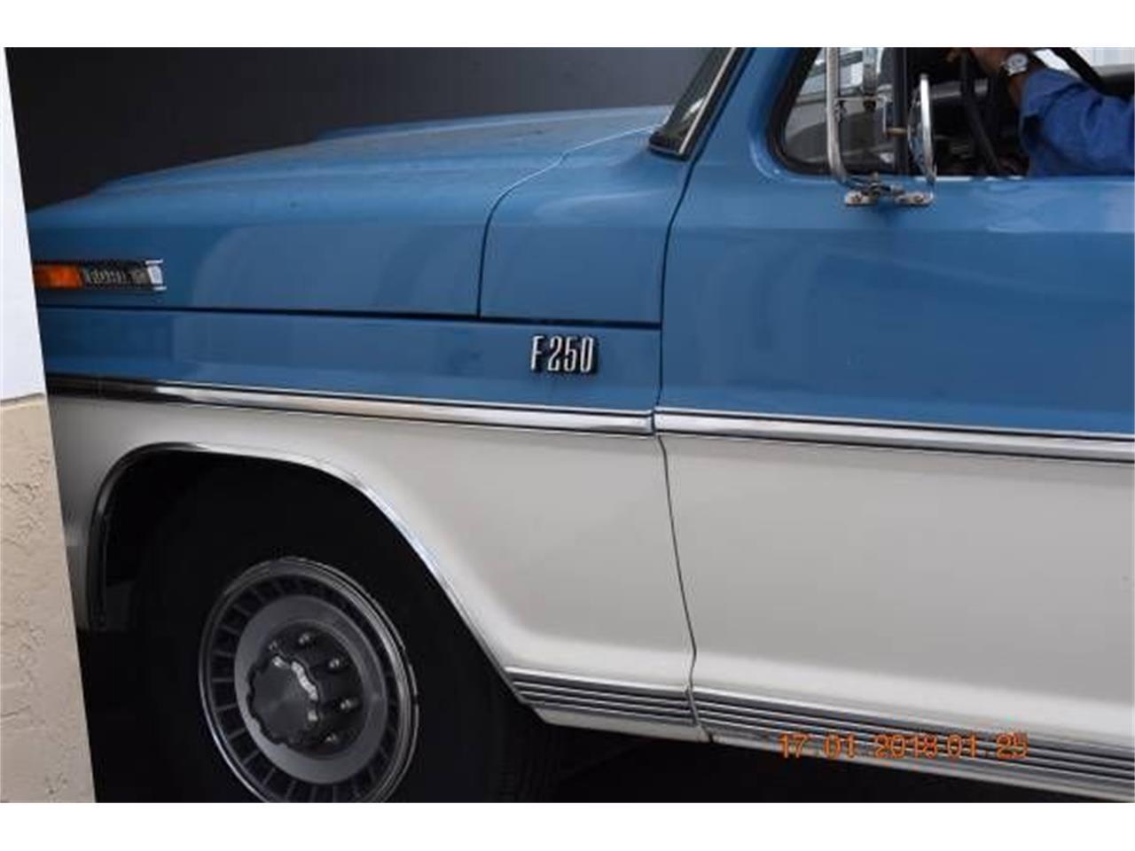 1968 Ford F250 (CC-1123491) for sale in Cadillac, Michigan