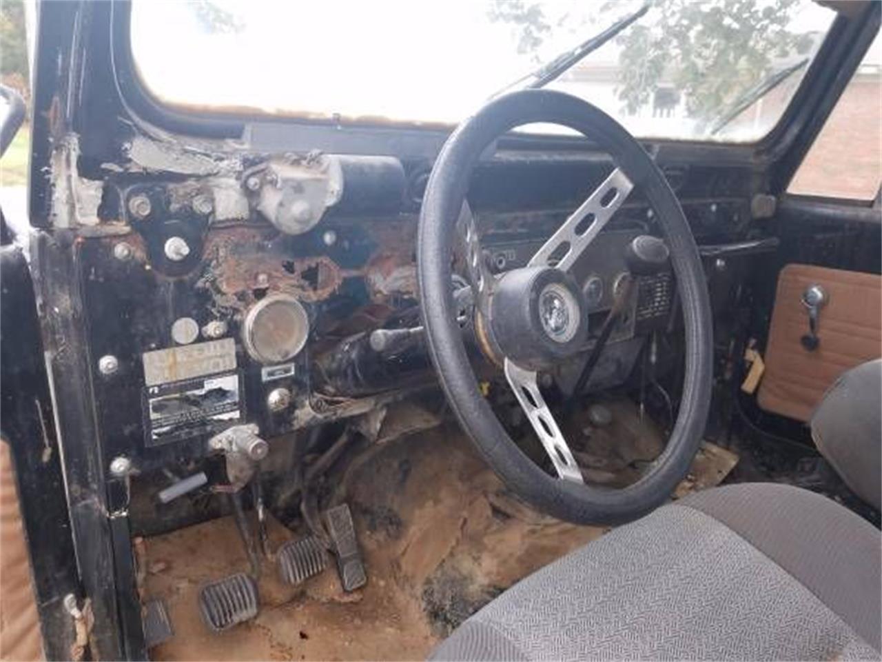1978 Jeep CJ7 (CC-1123498) for sale in Cadillac, Michigan
