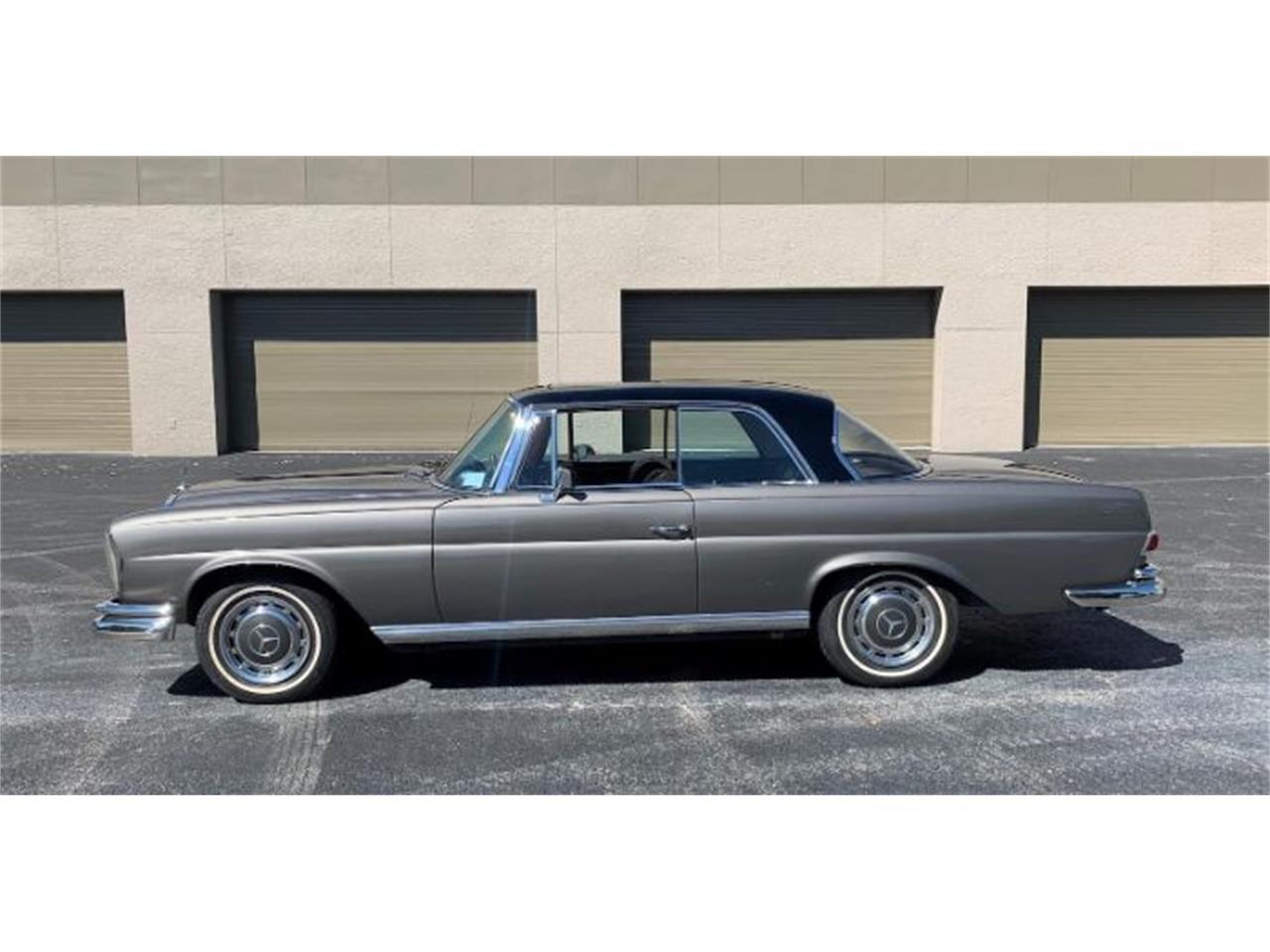 1969 Mercedes-Benz 280SE (CC-1123504) for sale in Cadillac, Michigan