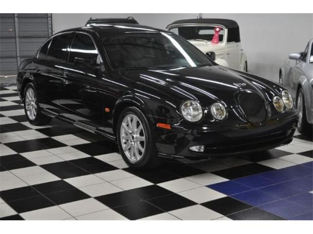 2002 Jaguar S-Type (CC-1123505) for sale in Cadillac, Michigan