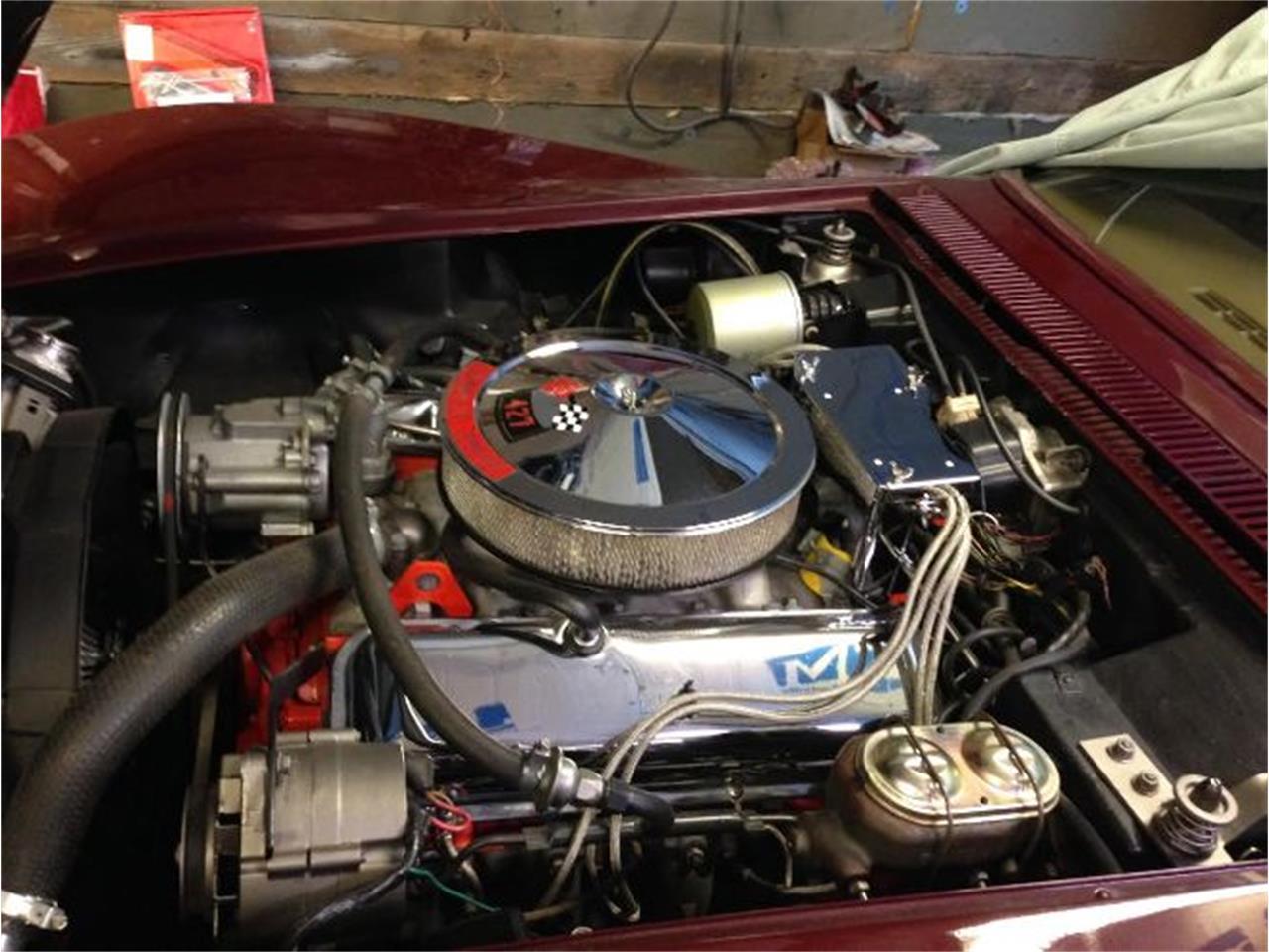 1968 Chevrolet Corvette (CC-1123508) for sale in Cadillac, Michigan