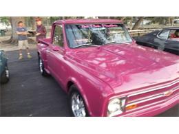 1968 Chevrolet C10 (CC-1123510) for sale in Cadillac, Michigan