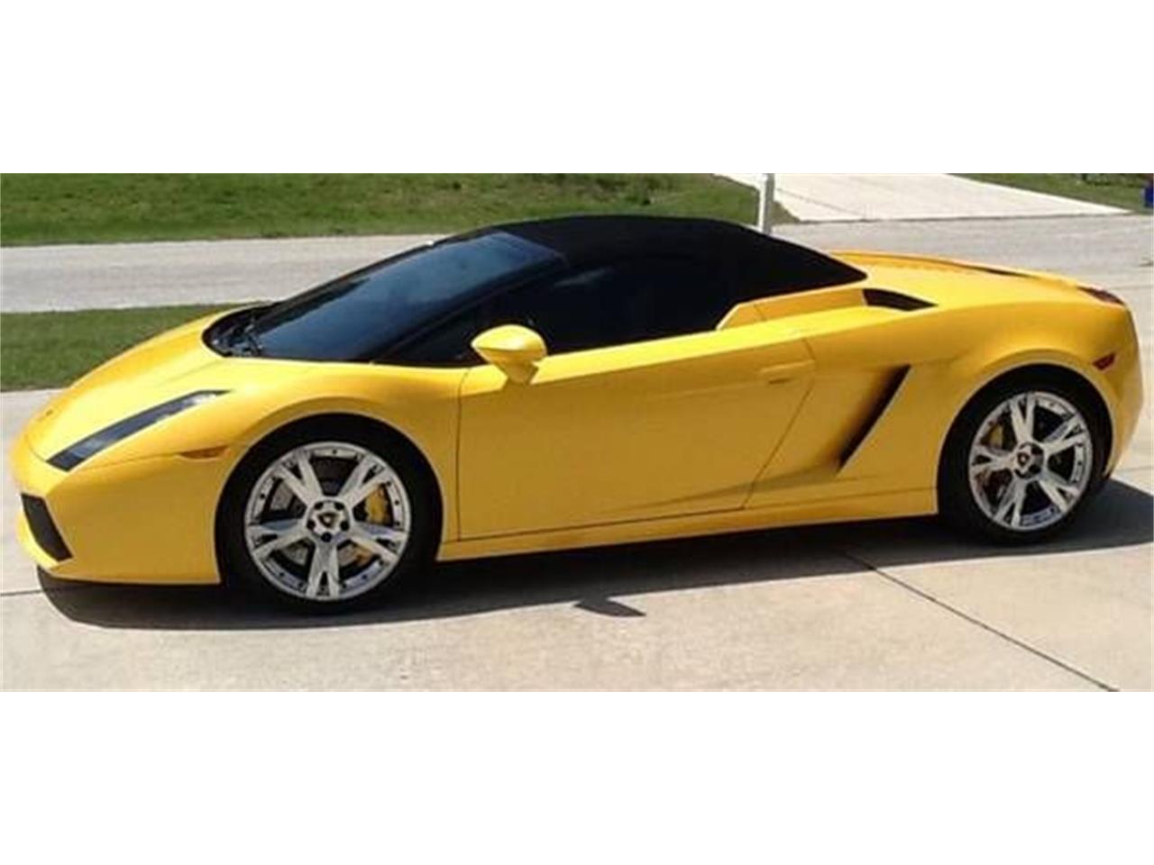 2007 Lamborghini Gallardo (CC-1123513) for sale in Cadillac, Michigan
