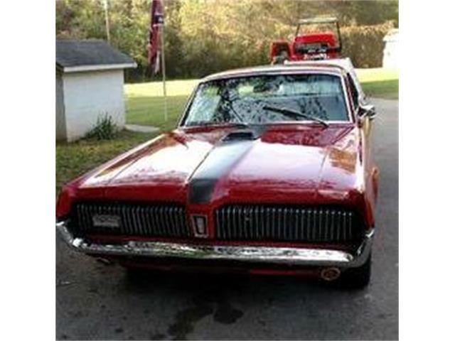 1967 Mercury Cougar (CC-1123530) for sale in Cadillac, Michigan