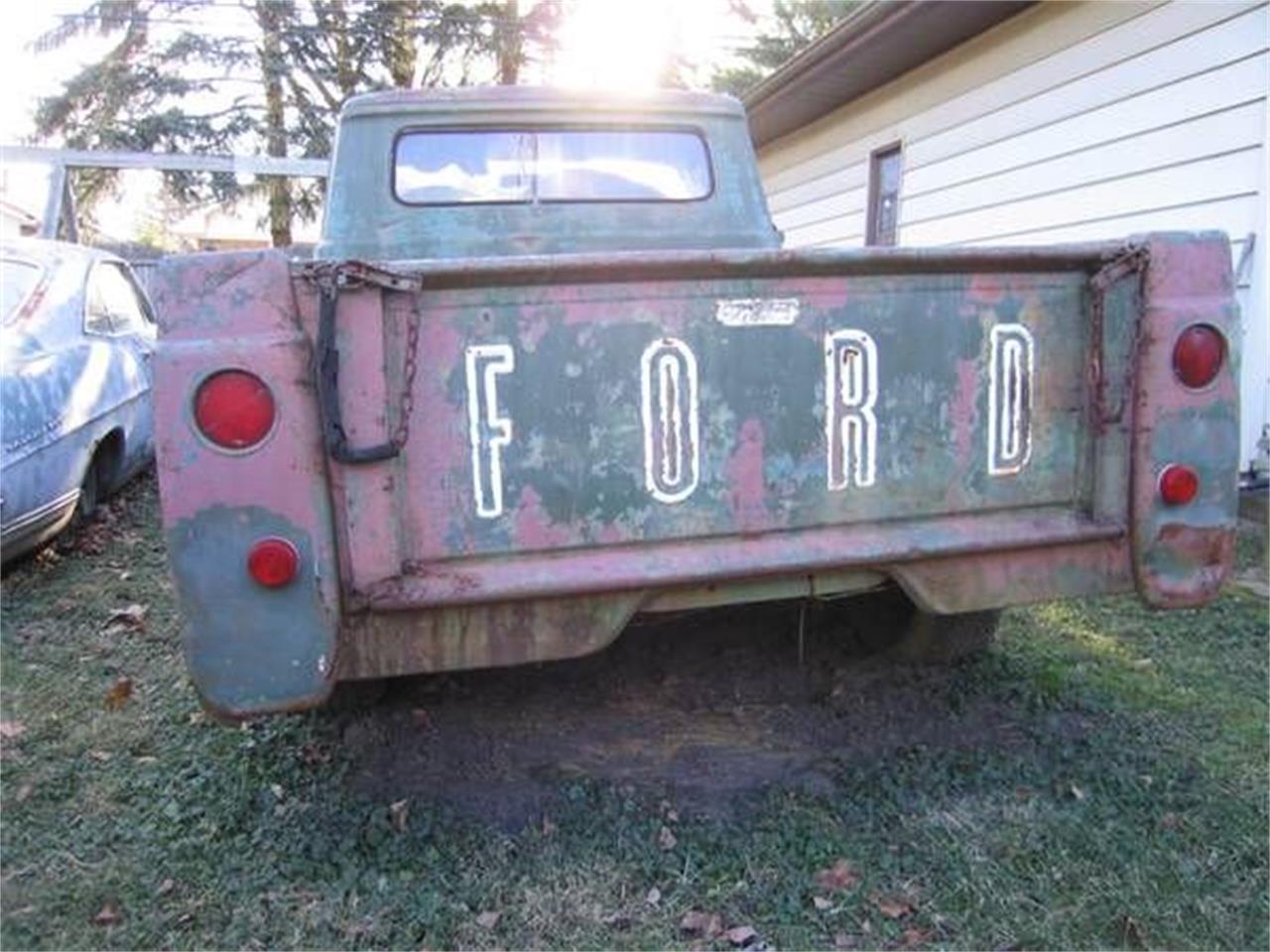 1960 Ford F100 (CC-1120354) for sale in Cadillac, Michigan