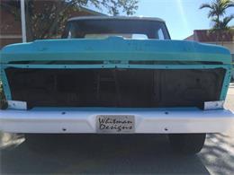1970 Ford F250 (CC-1123547) for sale in Cadillac, Michigan