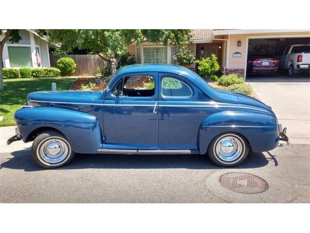 1941 Ford Coupe (CC-1120355) for sale in Cadillac, Michigan