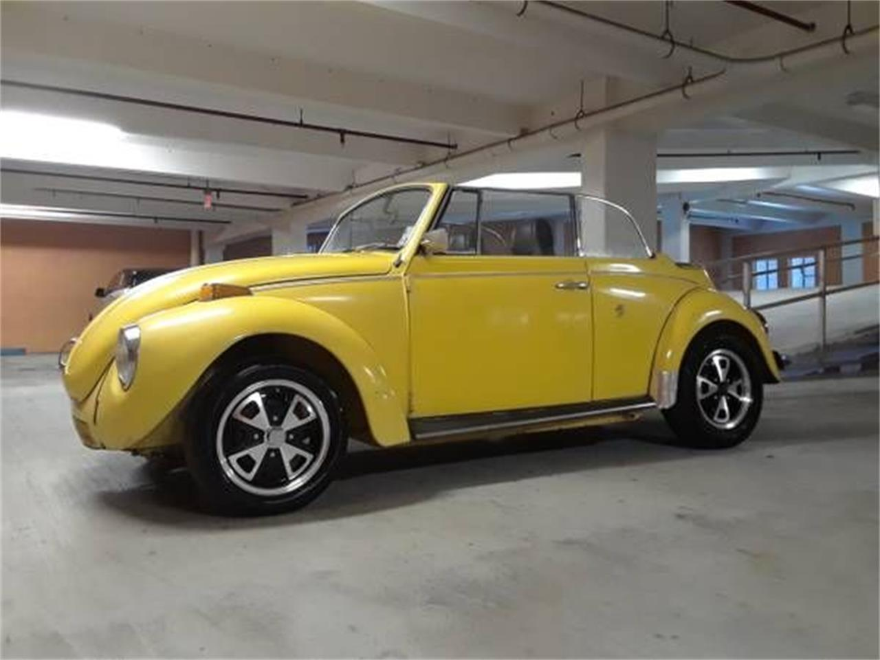 1971 Volkswagen Super Beetle (CC-1123554) for sale in Cadillac, Michigan