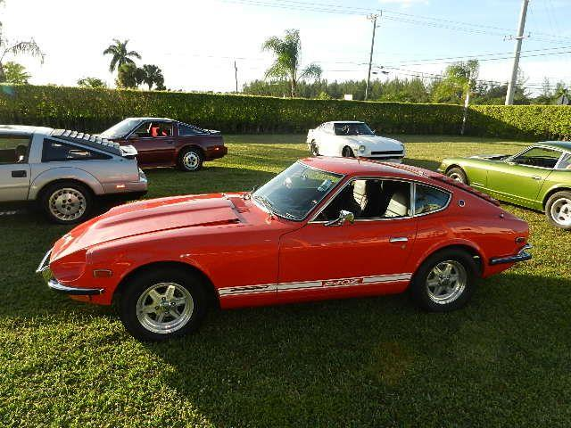 1972 Datsun 240Z (CC-1123556) for sale in Cadillac, Michigan