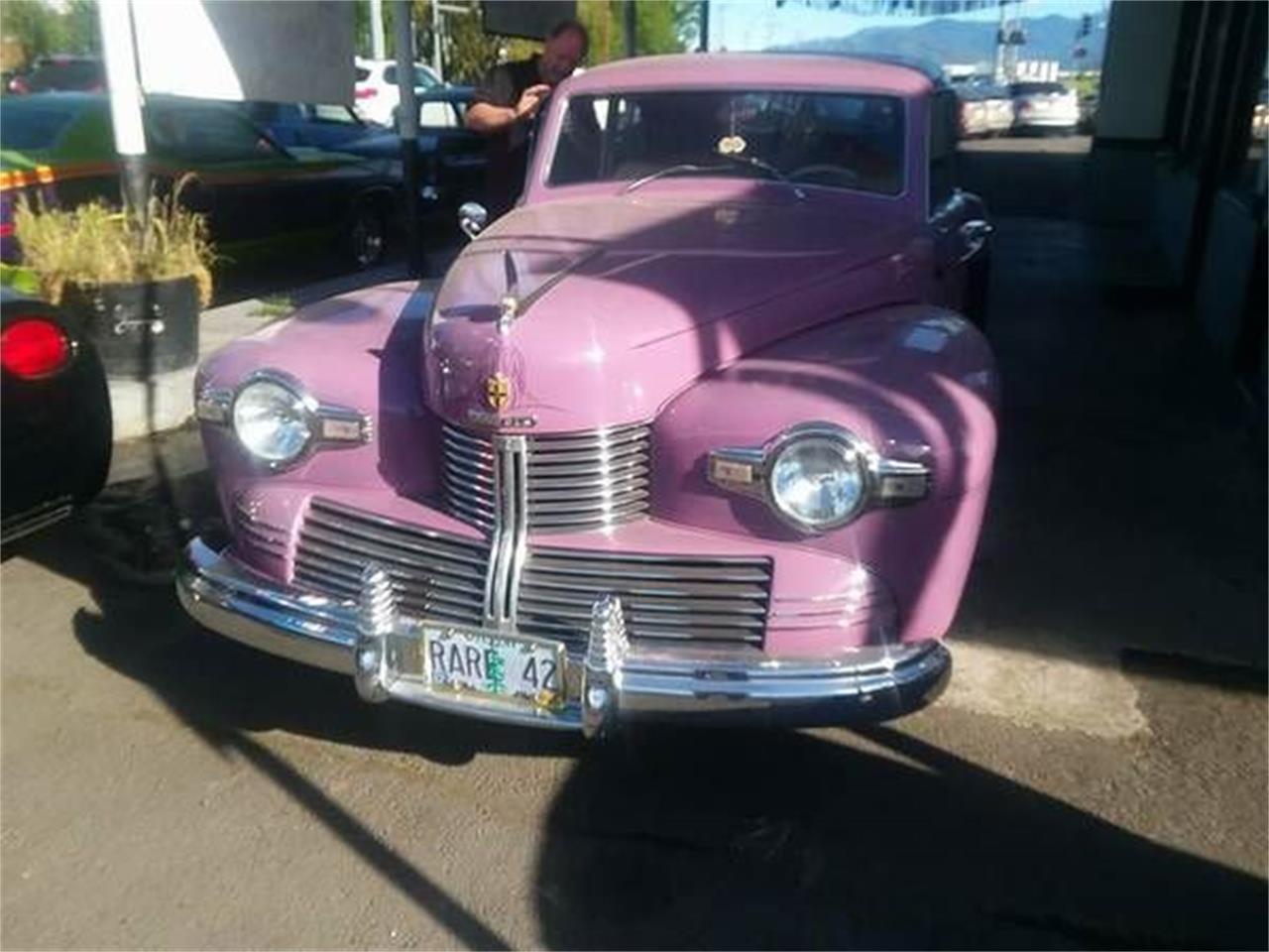 1942 Lincoln Continental (CC-1120356) for sale in Cadillac, Michigan