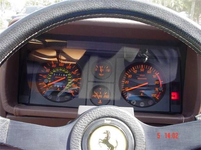 1991 Ferrari Testarossa (CC-1123564) for sale in Cadillac, Michigan