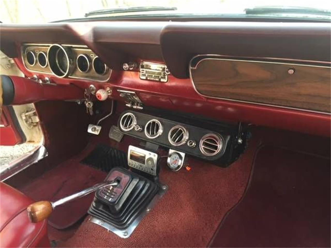 1966 Ford Mustang (CC-1123569) for sale in Cadillac, Michigan