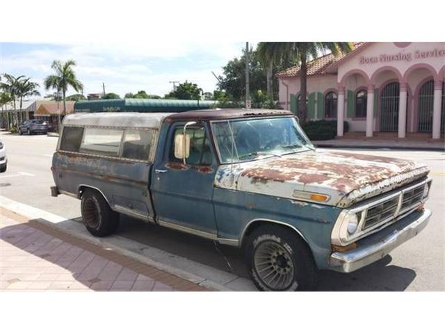 1979 Ford F250 (CC-1123574) for sale in Cadillac, Michigan