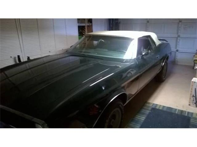 1972 Ford Mustang (CC-1123576) for sale in Cadillac, Michigan