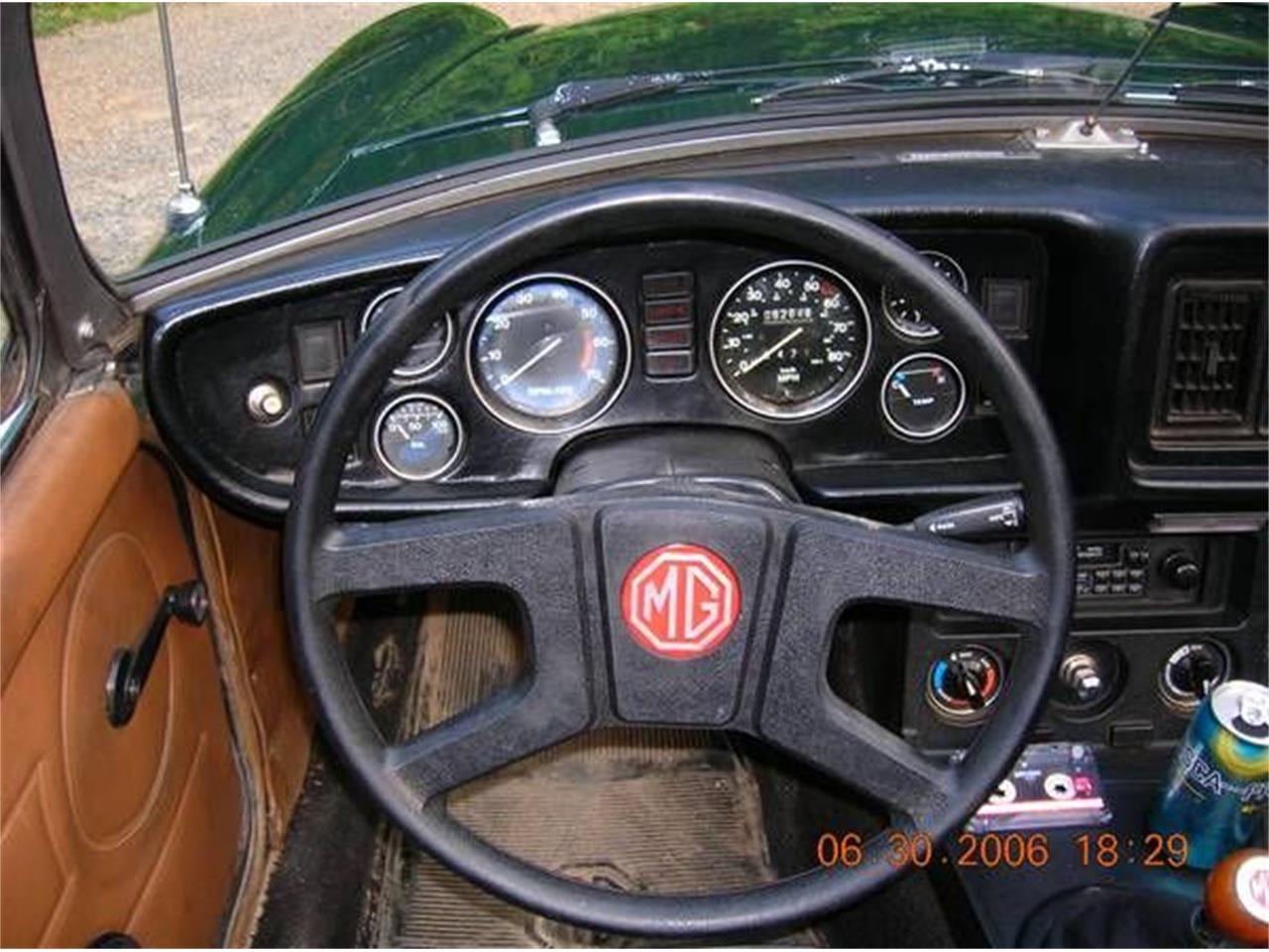 1980 MG MGB (CC-1123578) for sale in Cadillac, Michigan