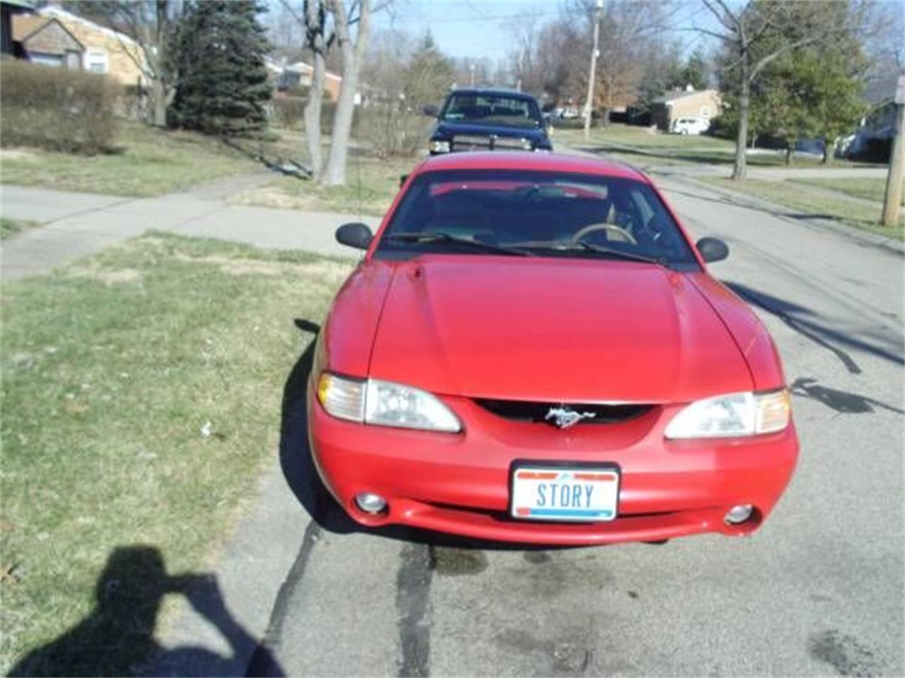 1995 Ford Mustang (CC-1123594) for sale in Cadillac, Michigan
