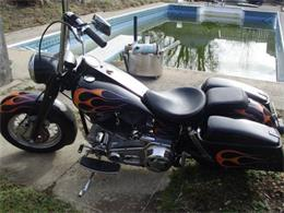 1972 Harley-Davidson FLH (CC-1123596) for sale in Cadillac, Michigan