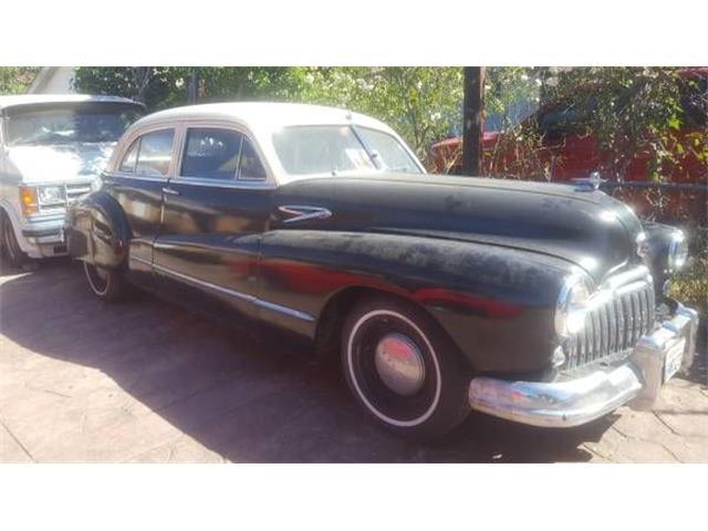 1946 Buick Sedan (CC-1120361) for sale in Cadillac, Michigan
