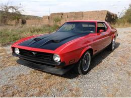 1972 Ford Mustang (CC-1123629) for sale in Cadillac, Michigan
