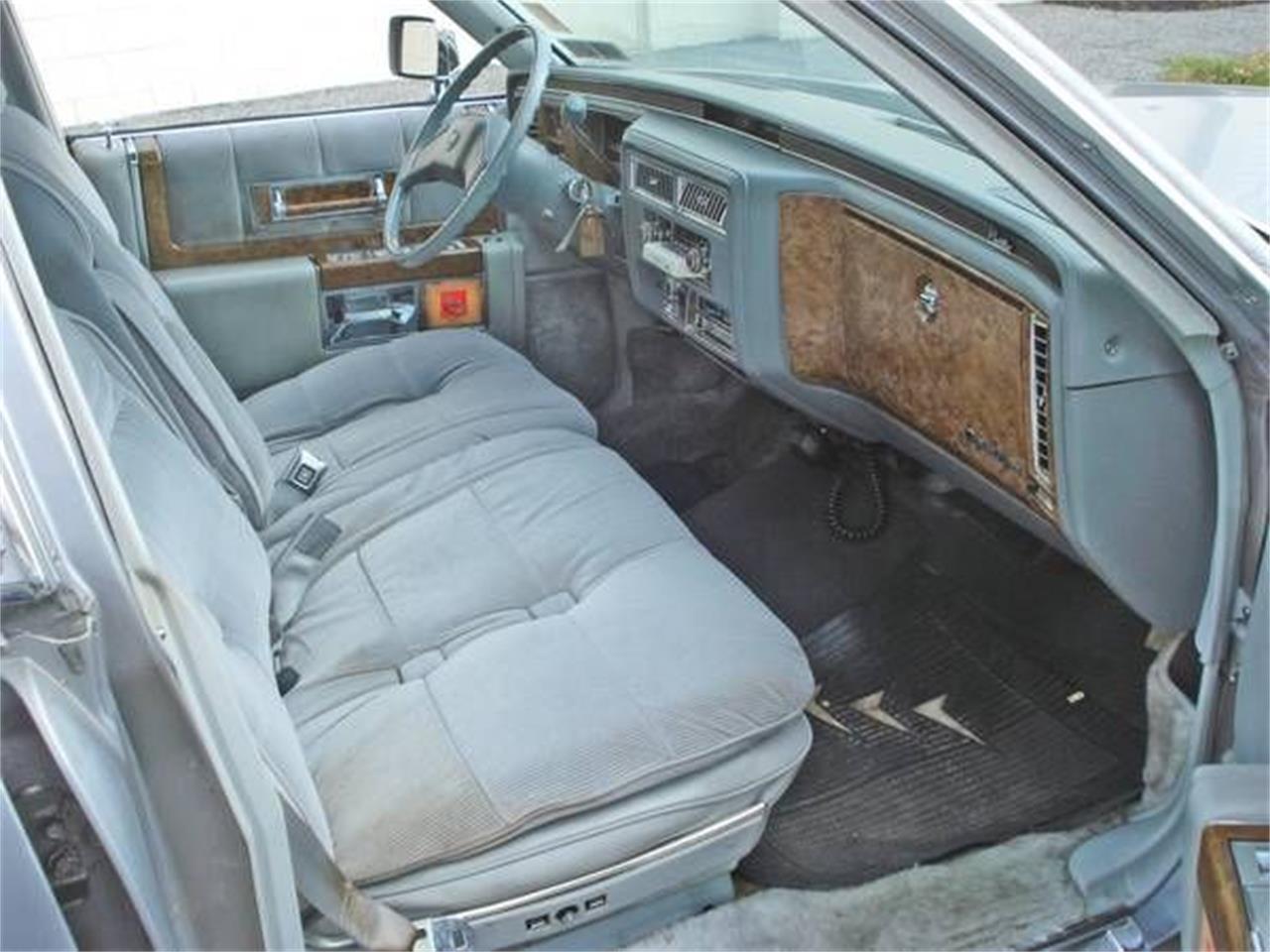 1979 Cadillac Brougham (CC-1123654) for sale in Cadillac, Michigan