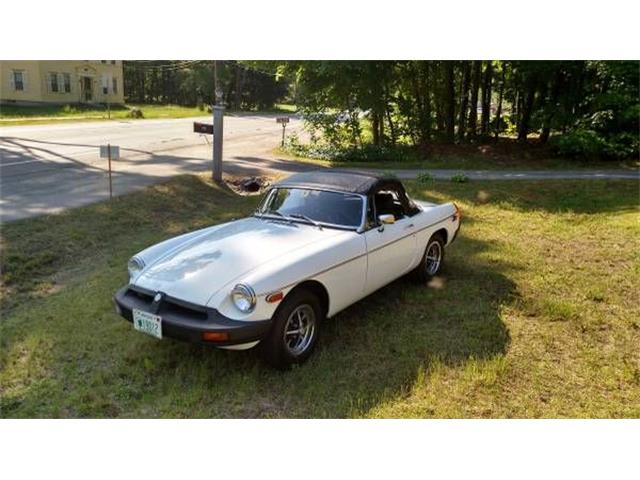 1974 MG MGB (CC-1120366) for sale in Cadillac, Michigan