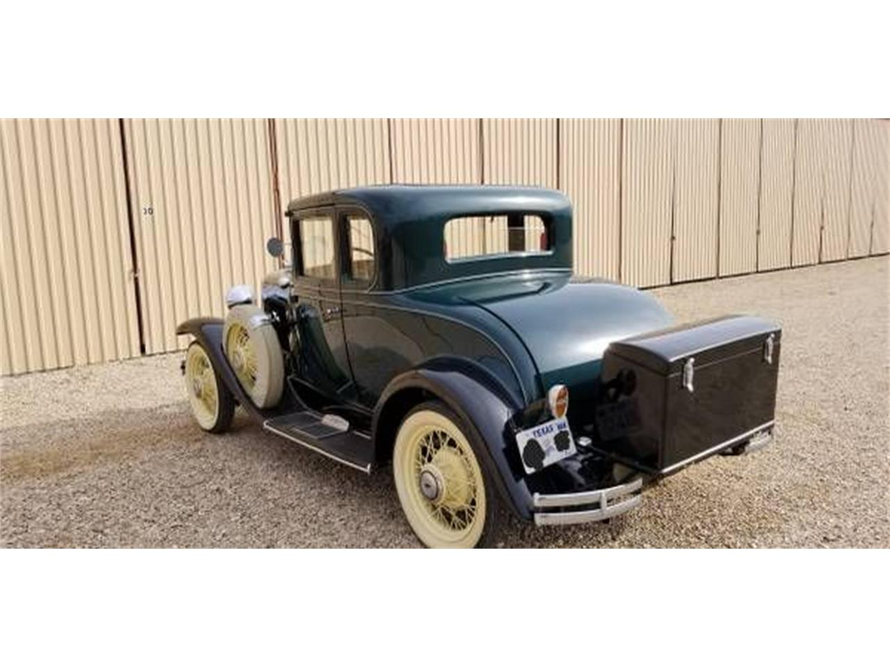 1931 Chevrolet Coupe (CC-1123669) for sale in Cadillac, Michigan