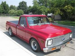 1972 Chevrolet C10 (CC-1123678) for sale in Cadillac, Michigan