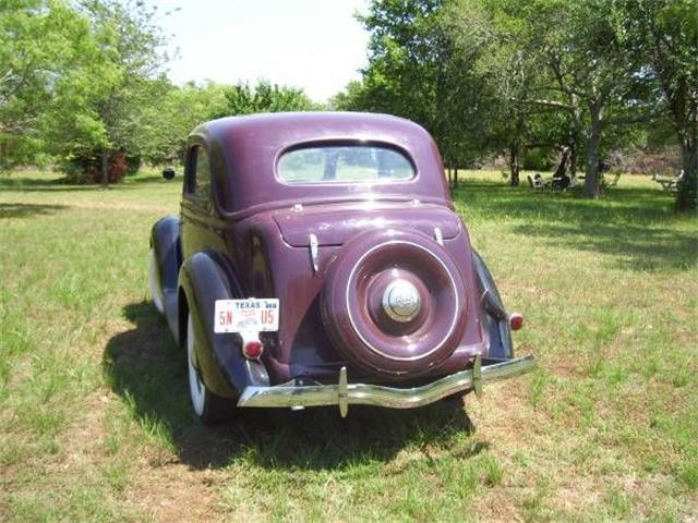 1936 Ford Sedan (CC-1123694) for sale in Cadillac, Michigan