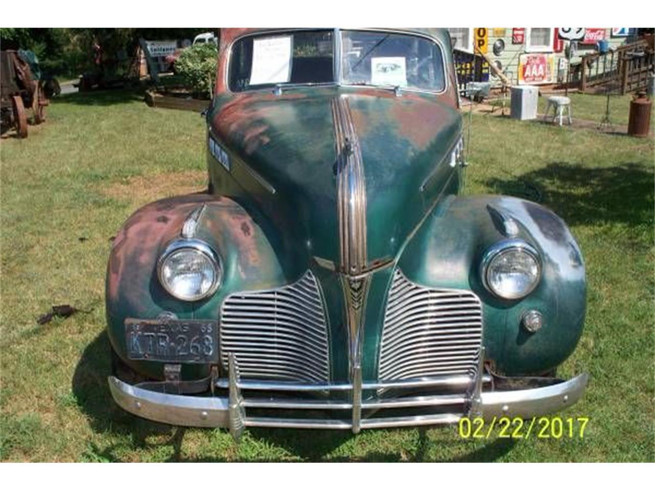1940 Pontiac Sedan (CC-1123699) for sale in Cadillac, Michigan