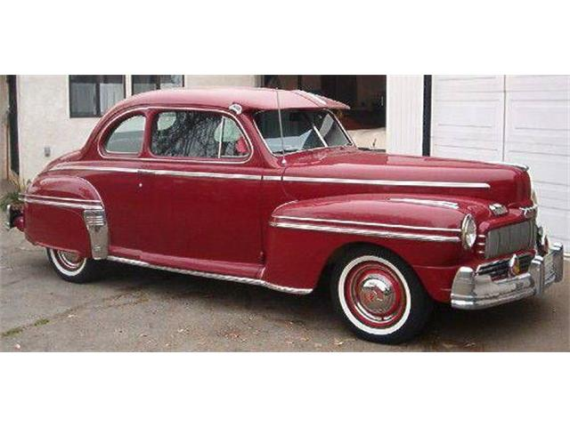 1946 Mercury Coupe (CC-1120370) for sale in Cadillac, Michigan