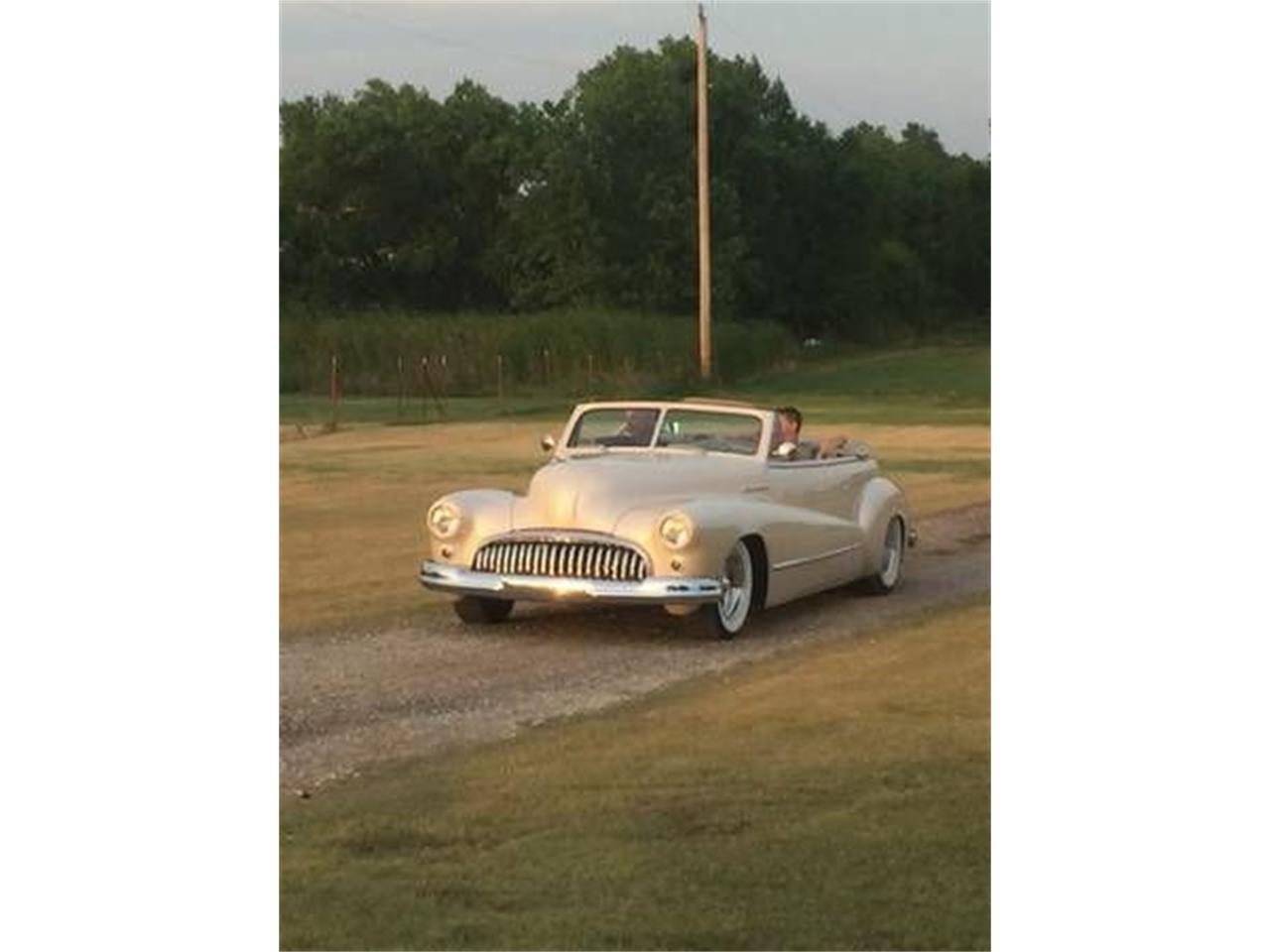 1947 Buick Super (CC-1123704) for sale in Cadillac, Michigan