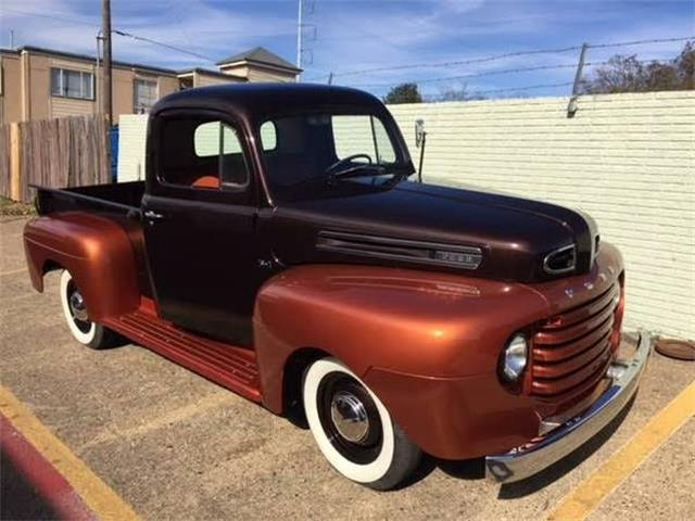 1950 Ford F1 (CC-1123717) for sale in Cadillac, Michigan