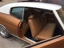 1972 Chevrolet Chevelle (CC-1123718) for sale in Cadillac, Michigan