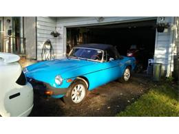 1979 MG MGB (CC-1123723) for sale in Cadillac, Michigan