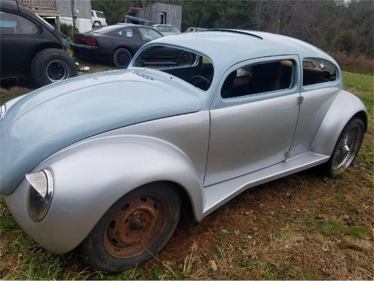 1971 Volkswagen Super Beetle (CC-1123725) for sale in Cadillac, Michigan