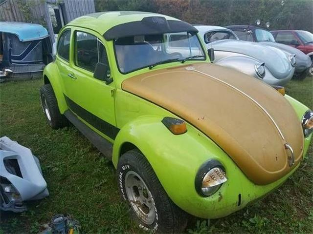 1971 Volkswagen Super Beetle (CC-1123726) for sale in Cadillac, Michigan