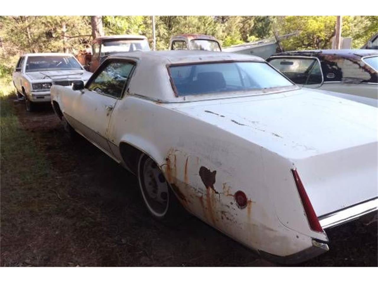 1970 Cadillac Eldorado (CC-1120373) for sale in Cadillac, Michigan