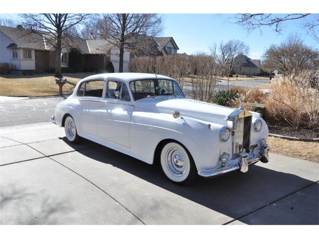 1962 Rolls-Royce Silver Shadow (CC-1123737) for sale in Cadillac, Michigan