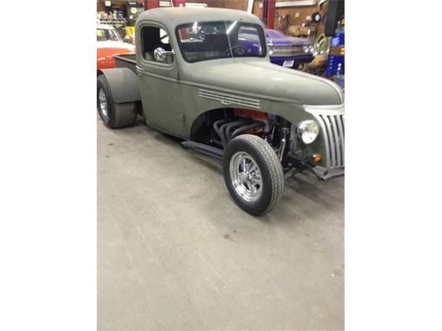 1946 Chevrolet Rat Rod (CC-1123740) for sale in Cadillac, Michigan