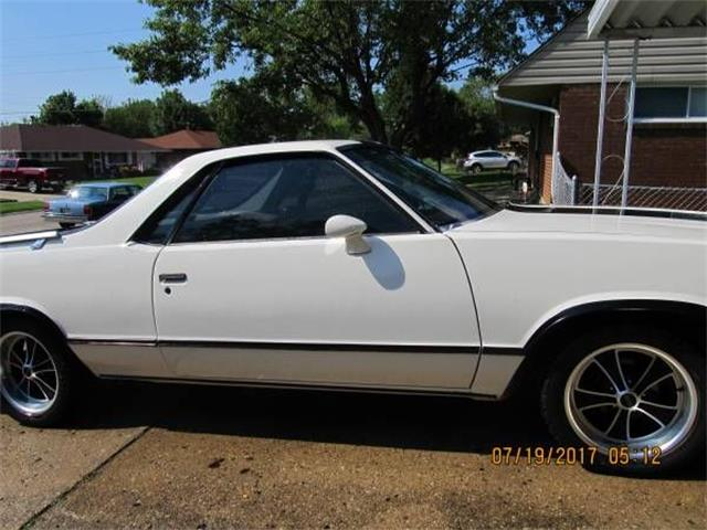 1980 Chevrolet El Camino (CC-1123744) for sale in Cadillac, Michigan