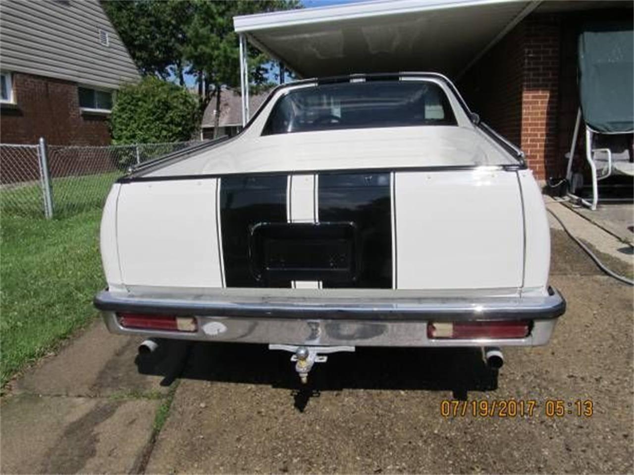 1980 Chevrolet El Camino (CC-1123744) for sale in Cadillac, Michigan