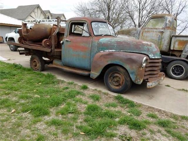 1953 Chevrolet 3100 (CC-1123745) for sale in Cadillac, Michigan