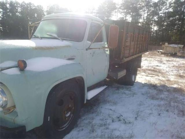 1954 Ford F600 (CC-1123756) for sale in Cadillac, Michigan