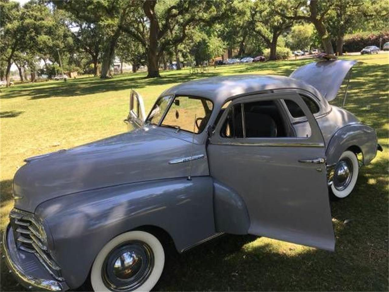 1948 Chevrolet Stylemaster (CC-1120376) for sale in Cadillac, Michigan