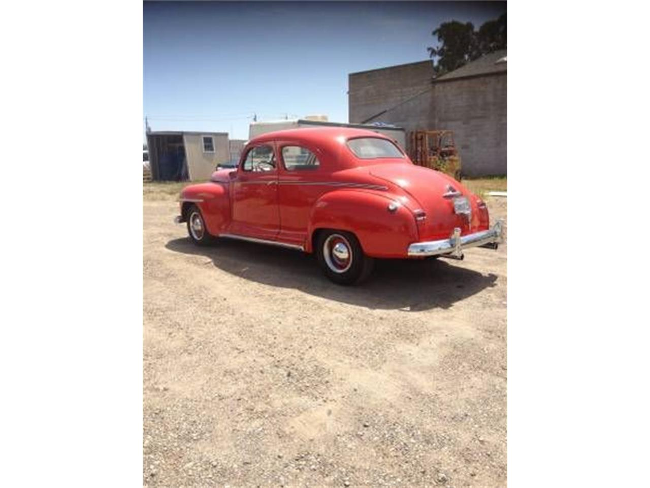 1947 Plymouth Deluxe (CC-1120377) for sale in Cadillac, Michigan