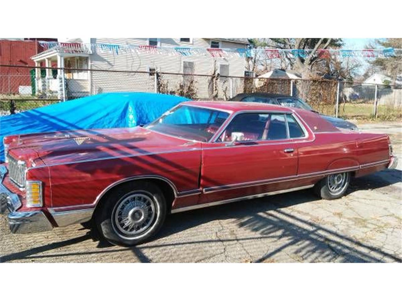 1978 Mercury Grand Marquis (CC-1123777) for sale in Cadillac, Michigan